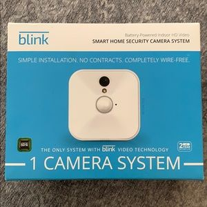 NEW BLINK SMART HOME SECURITY CAMERA SYSTEM